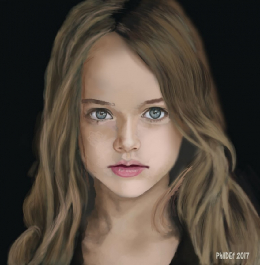 Portrait of kristina pimenova by phildef on stars portraits kristina pimenova altavistaventures Image collections